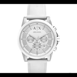 01779 Armani Exchange Outerbanks Stainless Watch